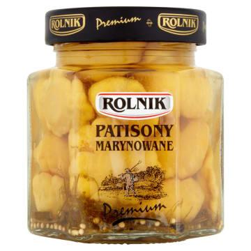 ROLNIK Premium Patisony marynowane 314ml