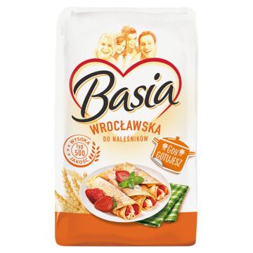 Mąka wrocławska - Basia