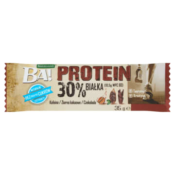 BAKALLAND BA! Baton Proteinowy Best Before Training 45 g
