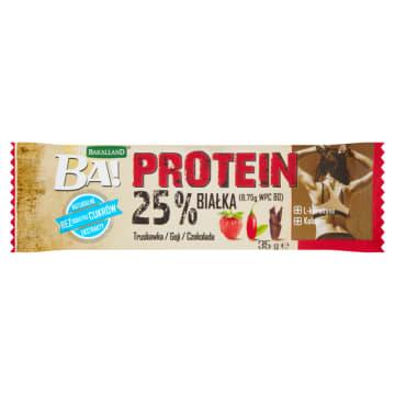 BAKALLAND BA! Baton Proteinowy Keep Fit 45g