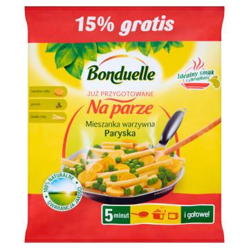 Mieszanka warzywna - Bonduelle. Szybki sposób na smaczny i zdrowy obiad.
