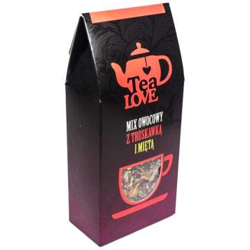 TEA LOVE Mix owocowy z truskawką i miętą 70g