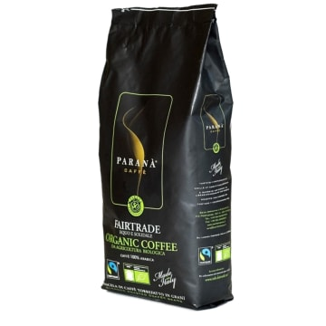 PARANA ORGANIC FAIR TRADE Kawa ziarnista BIO 1 kg
