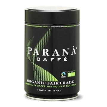 PARANA ORGANIC FAIR TRADE Kawa mielona w puszce BIO 250g