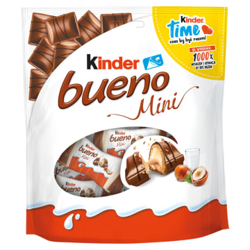Mini batoniki - Kinder Bueno