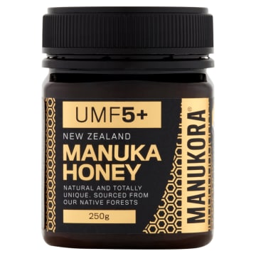 MANUKORA Miód manuka UMF +5 250g