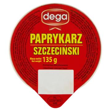 DEGA Paprykarz szczeciński 135g