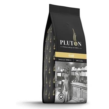 PLUTON Gold Kawa ziarnista 500g