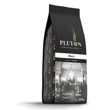 PLUTON Black Kawa ziarnista 500g