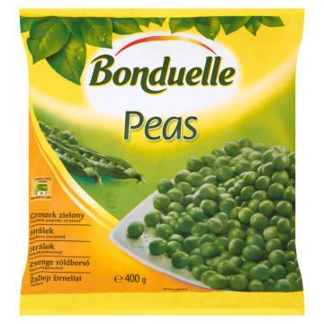 Bonduelle - Groszek zielony mrożony 400g. Doskonały jako dodatek do codziennych potraw.