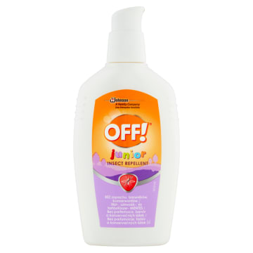 OFF Family Care JUNIOR Repelent przeciw komarom w żelu 100 ml