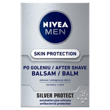 NIVEA MEN Silver Protect Balsam po goleniu 100ml