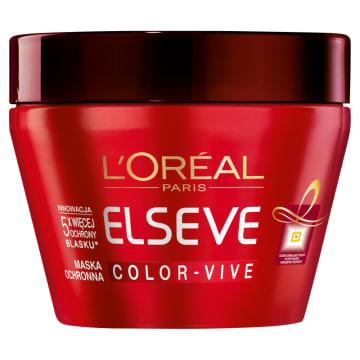 LOREAL ELSEVE Color Vive Maseczka do włosów farbowanych 300ml