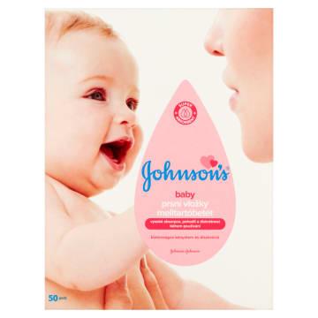 Wkładki laktacyjne- Johnsons Baby. Wysokiej jakości wkładki wykonane z chłonnych materiałów.