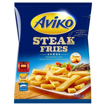 AVIKO Steak Fries Extra grube frytki 750g