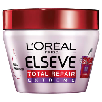 LOREAL ELSEVE Total Repair Extreme Maska rekonstruująca 300ml