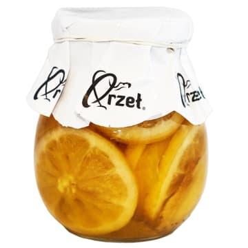 ORZEŁ POLSKA Cytrynki w plastrach z cynamonem 270g
