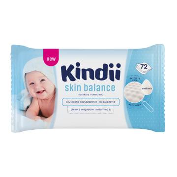 Chusteczki dla dzieci i niemowląt – Cleanic. Skóra dziecka jest delikatna i skłonna do podrażnień