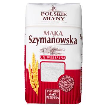 Mąka pszenna do pieczenia ciast - Polskie Młyny
