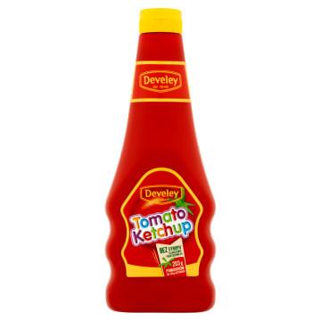 Ketchup łagodny 580g - Develey