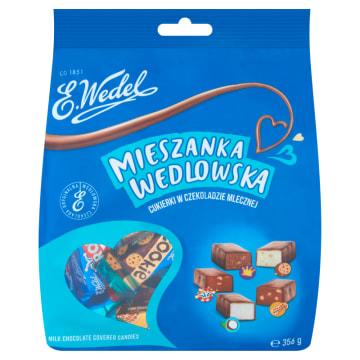 Mieszanka Wedlowska Party, cukierki w mlecznej czekoladzie - Wedel