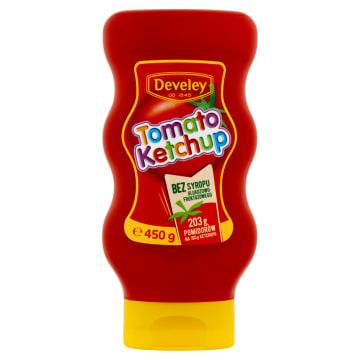 McDonalds Ketchup łagodny - Develey