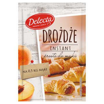 Drożdże instant - Delecta