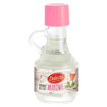 Delecta - Aromat do ciast arakowy 10ml. Idelany do wypieków.