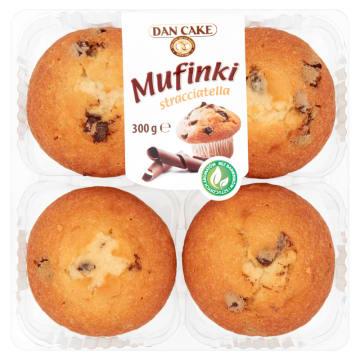 DAN CAKE Mufinki stracciatella 300g