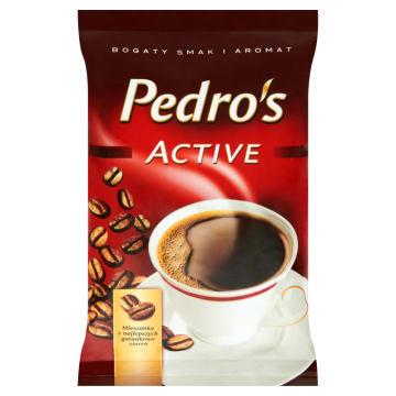 PEDRO'S Active Kawa mielona 100g