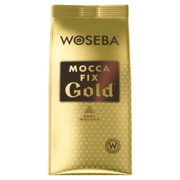 WOSEBA Mocca Fix Gold Kawa palona mielona 250g