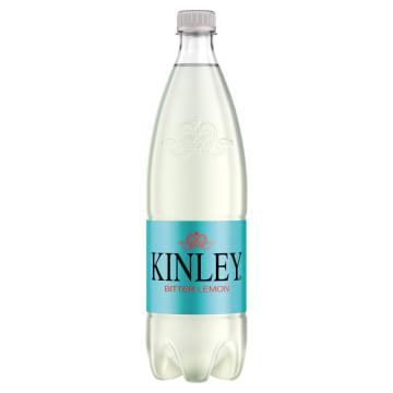 KINLEY Napój gazowany o smaku cytrynowym 1l