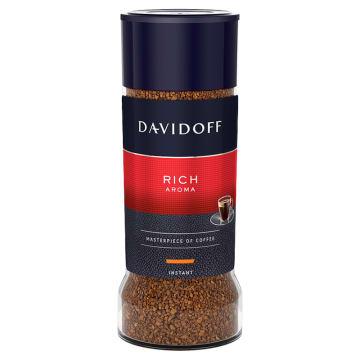 Kawa rozpuszczalna Rich Aroma - Davidoff
