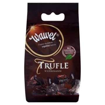 Cukierki Trufle w czekoladzie – Wawel to niebanalne połączenie smakowe dla każdego łasucha.