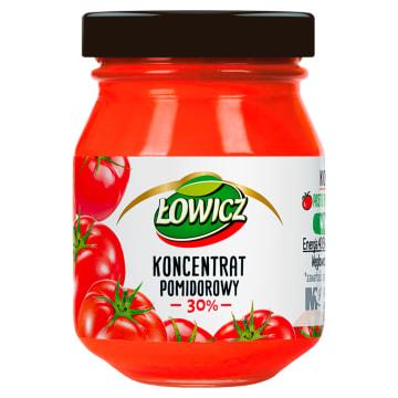 Koncentrat pomidorowy 80g - Łowicz