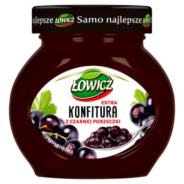Łowicz – Konfitura z czarnych porzeczek -
