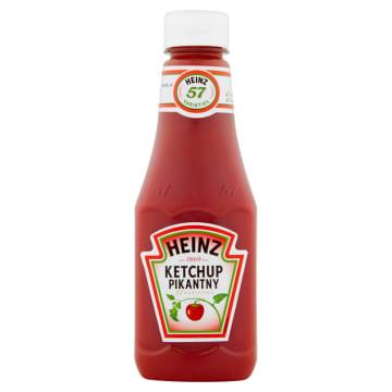 Ketchup pikantny 342g - Heinz