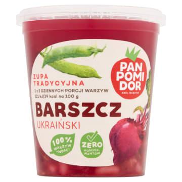 Pan Barszcz Ukraiński -