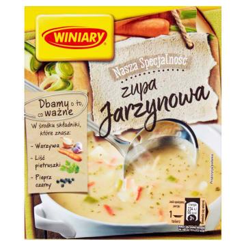 WINIARY Nasza specjalność Zupa jarzynowa 48g
