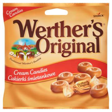 Tradycyjne cukierki śmietankowe 90g - Werther's_Ats Original