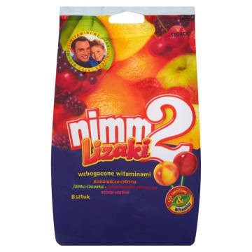 Lizaki z sokiem owocowym - Nimm2