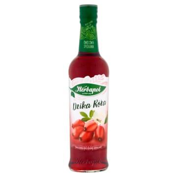 Herbapol – Syrop z dzikiej róży Owocowa Spiżarnia powstał na bazie bogatych w witaminy owoców.