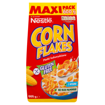 Płatki chrupiące Cornflakes - NESTLE