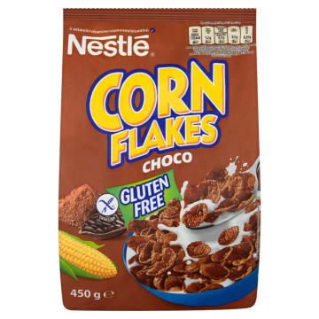 NESTLÉ Płatki Cornflakes czekoladowe bezglutenowe 450g