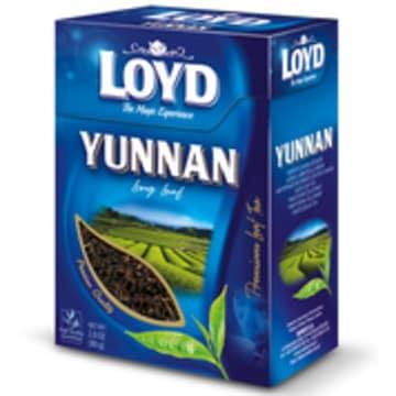 Herbata liściasta Yunnan 80g - Loyd Tea