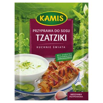 KAMIS Kuchnie Świata Przyprawa do sosu tzatziki 20g