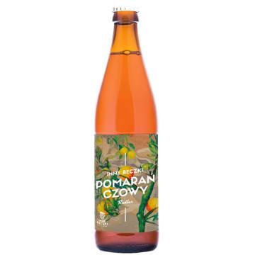 INNE BECZKI Piwo Pomarańczowy Radler 500ml