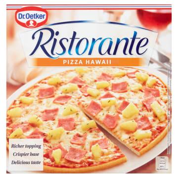 Pizza Hwaii-Dr. Oetker Ristorante. Szybki i smaczny pomysł na posiłek dla całej rodziny.
