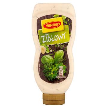 WINIARY Sos majonezowy ziołowy 350ml