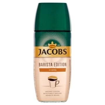 JACOBS Barista Edition Kawa rozpuszczalna oraz zmielone ziarna kawy Crema 95g